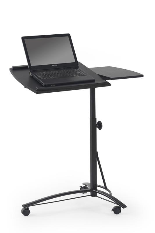 Компьютерный стол B-14 черный (Halmar)