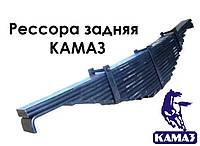 Рессора задняя на КАМАЗ самосвал 55111 14-листовая (ЧУС) 55111-2912012-01
