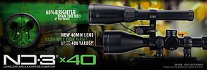 Фонарь лазерный Gamo LLND3x40