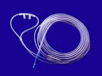 Катетер кислородный, носовой, JS, фото 1
