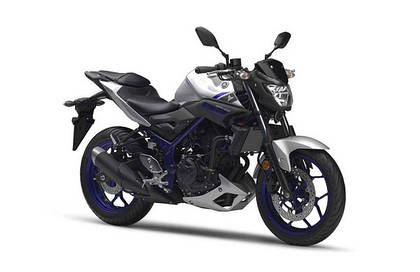 Новинка от Японцев - Yamaha MT-03, на базе своего собрата Yamaha R3
