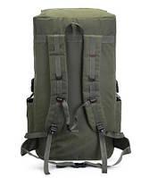Рюкзак туристический X110A(110л, олива), фото 2