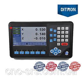 D80-3 трехкоординатное устройство цифровой индикации