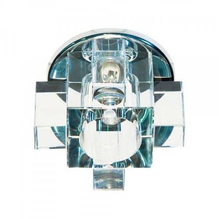Встраиваемый светильник Feron C1037 прозрачный, фото 2