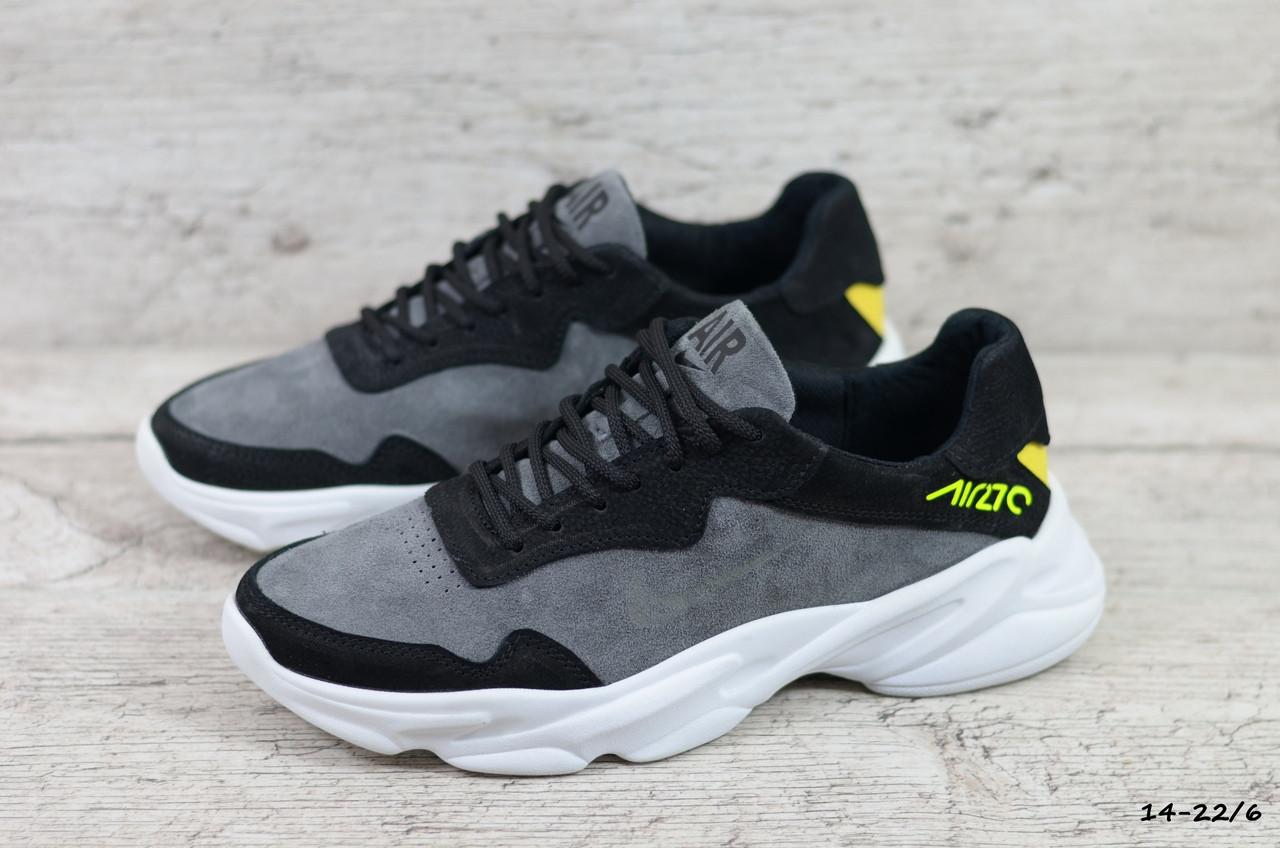 Мужские кроссовки Nike (Реплика) (Код: 14-22/6  ) ►Размеры [40,41,42,43,44,45]
