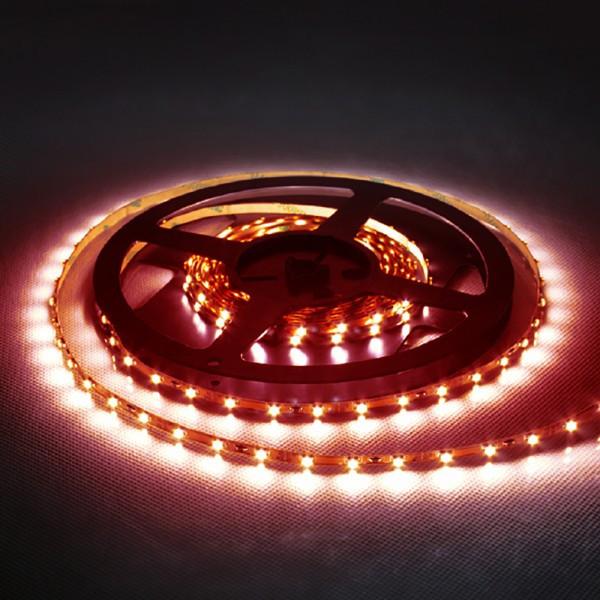 Світлодіодна стрічка Feron LS603 60SMD/м 12V IP20 червоний