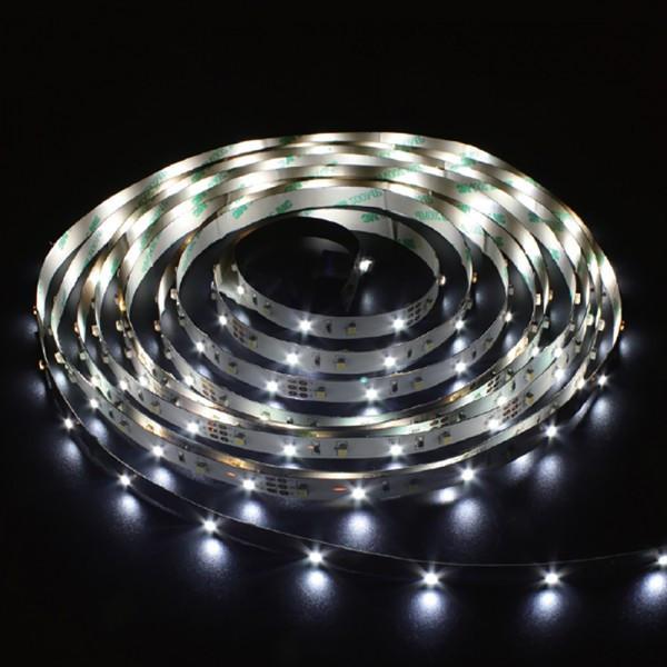 Світлодіодна стрічка Feron SANAN LS612 120SMD/м 12V IP22 білий