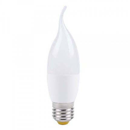 Светодиодная лампа Feron LB-97 CF37 7W E27 2700K, фото 2