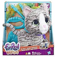 Интерактивная игрушка Hasbro FurReal Walkalots Кошка на поводке (E3504_E4781)