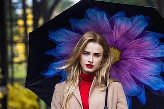 Обратный ветрозащитный зонт UP-Brella+чехол