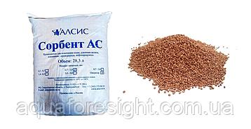 Сорбент АС - Загрузка для удаления (железа, стронция, ТЦМ, алюминия, нефтепродуктов, фенола, фтора)