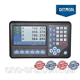 D80-4 четырехкоординатное устройство цифровой индикации