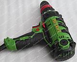 Сетевой шуруповерт Procraft PB1150DFR (две скорости,съемный патрон), фото 5