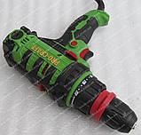 Сетевой шуруповерт Procraft PB1150DFR (две скорости,съемный патрон), фото 7