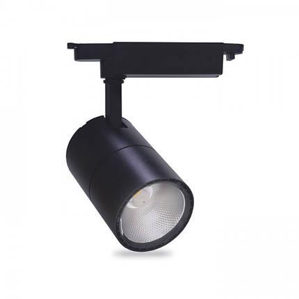 Трековий світильник Feron AL103 20W чорний, фото 2