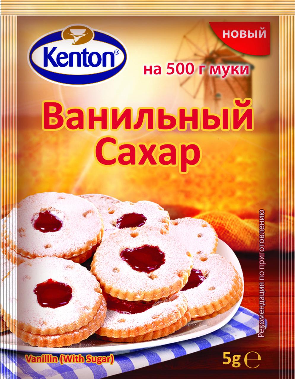 Ванильный Сахар 5 грамм Kenton