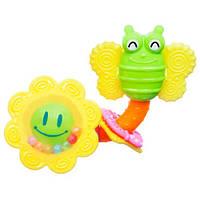 Погремушка-прорезыватель Бабочка-Твист, BeBeLino  58064