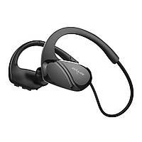 Спортивная гарнитура ZEALOT H6 Black блютуз 5.0 наушники с микрофоном радиус 10 м беспроводные
