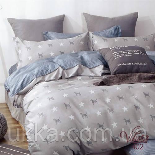 Подростковое постельное белье Сатин Вилюта 402