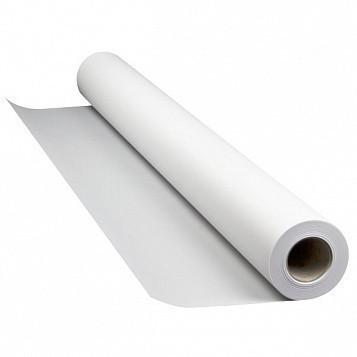 Клеевая бумага для плоттера Италия, 101 см / 62г рулон 15кг