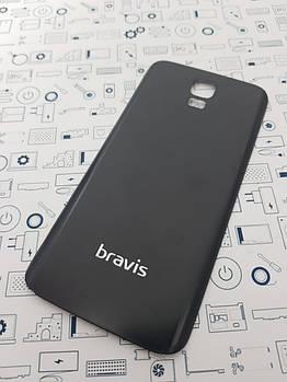 Крышка Bravis A553 черная Сервисный оригинал с разборки