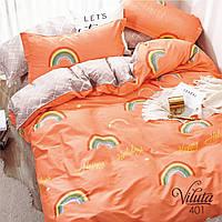 Подростковое постельное белье Сатин Вилюта 401