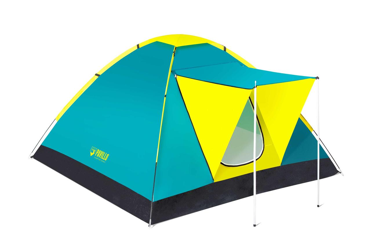 Палатка туристическая Bestway 3-местная 68088, 210x210x120см