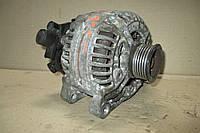 Генератор для Citroen C5 Berlingo Jumper Jumpy Xsara Fiat Scudo 2.0 2.2HDi BOSCH 150A 9621791480 0124615002, фото 1