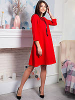 Vikamoda Платье А-силуэта с подвеской 2904