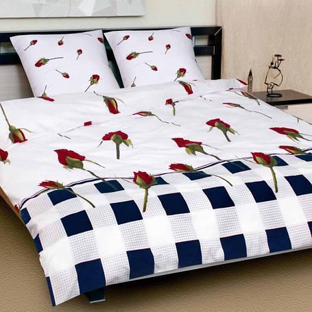 """Комплект постельного белья """"Бутон комби"""", фото 2"""