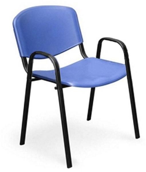 Офисный стул ISO W black plast