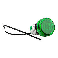 Термометр АСКО-УКРЕМ ED16-22 WD зеленый -25°С - 150°С