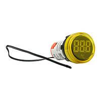 Термометр АСКО-УКРЕМ ED16-22 WD желтый -25°С - 150°С