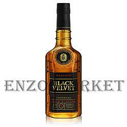 Віскі Black Velvet Reserve 8 y.o. (Блек Вельвет Резерв 8 років) 40%, 1 літр