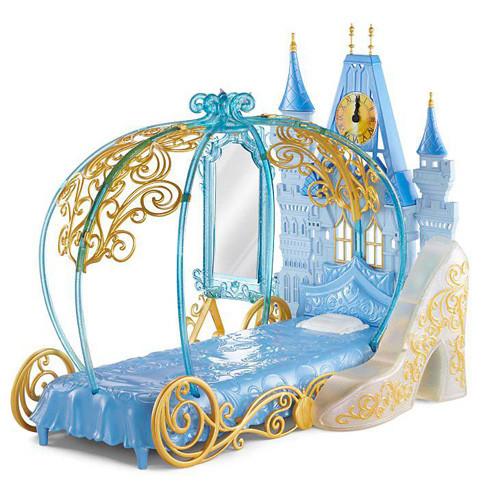 Сказочная спальня Золушки Дисней