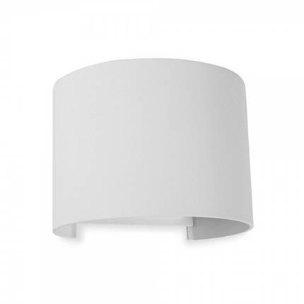 Архитектурный светильник Feron DH013 белый, фото 2