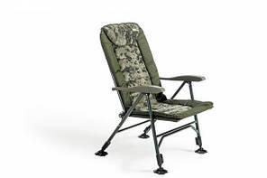 Коропове крісло Mivardi Chair CamoCODE Quattro (M-CHCCQ) посилене до 160 кг, Чехія