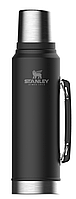 Термос STANLEY Clаssіс LEGENDARY BOTTLE 1.4L , чёрный (10-08265-002)
