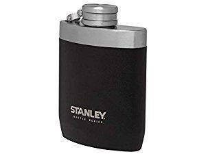 Фляга карманная черная STANLEY Master Pocket Flask Black 0,236 L (10-02892-002)
