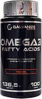 Рыбий жир, Омега Galvanize Nutrition Omega 3, 100 caps