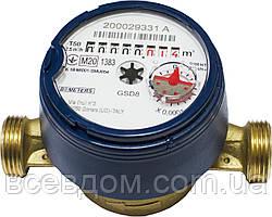 Счетчик воды BMeters GSD8 класс точности R100 ХВ 1/2