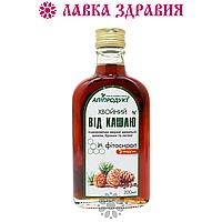 Фитосироп от кашля Хвойный с мёдом, 200 мл, Апипродукт, фото 1