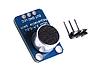 MAX4466 электретный микрофонный усилитель модуль