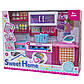 """Мебель для кукол прачечная """"Родной Дом"""" Барби, Брац, розовая, 37x11,5x28,5см (2802S), фото 3"""