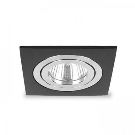 Встраиваемый светильник Feron DL6120 черный, фото 2