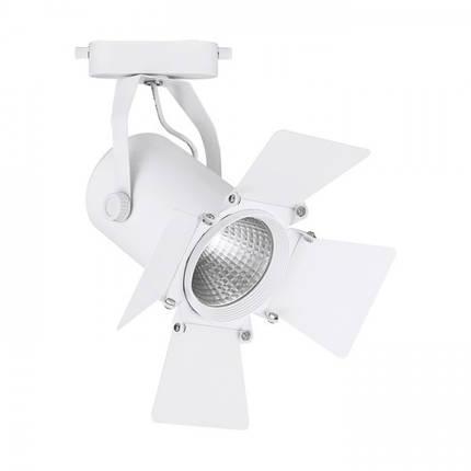 Трековый светильник Feron AL110 20W белый, фото 2