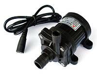 Водяной насос 12 В 14.4 Вт 520л/ч для фонтанов, аквариумов, циркулирования воды