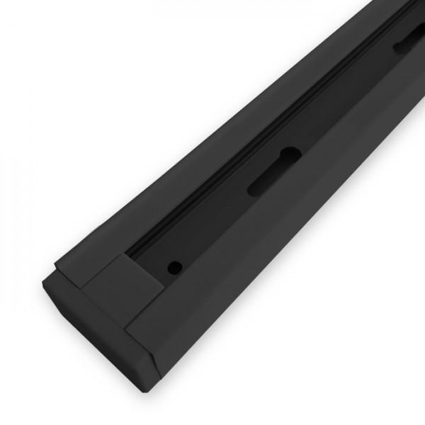 Шинопровод Feron CAB1100 1м черный