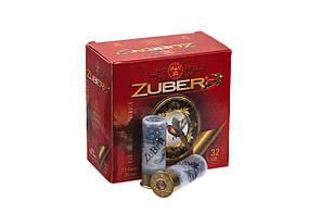 Патрон гладкоствольный Zuber Bior кал.12 №0 (4,25 мм) 32гр
