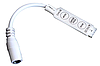 Диммер 12В регулятор яркости для RGB светодиодных лент 3528 5050